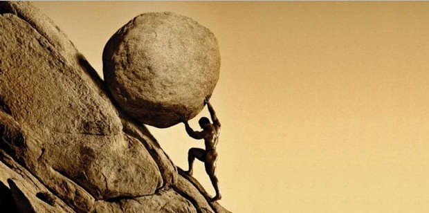 What we can learn from Sisyphus and his rock | by Chhavi Kumar | Noteworthy  - The Journal Blog